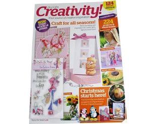 Creativity Magazine Issue 22 - Cover Image