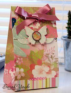 Summer Blooms Gift Bag
