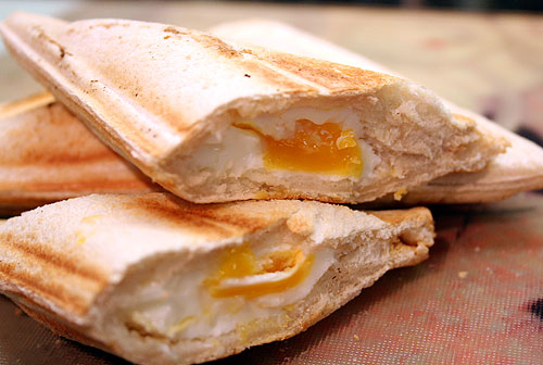 Toasted Egg Sandwich