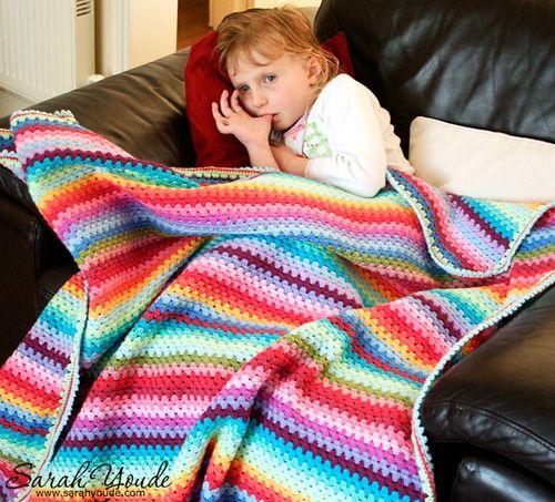 Granny Stripe Snuggles