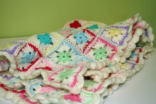 Amy's Blanket