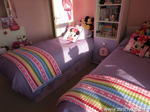 Amy and Charlotte's Bedroom