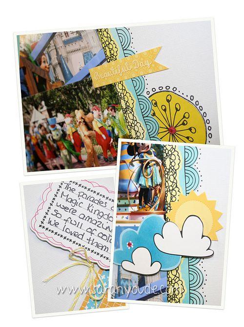 Magic Kingdom Parades
