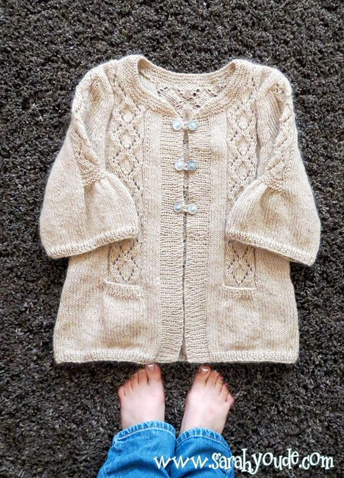 Lush and Lacy Cardigan
