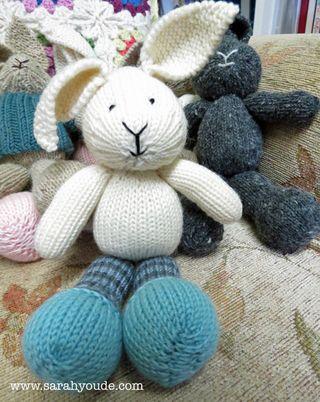 Sunny Bunny by Sarah Youde