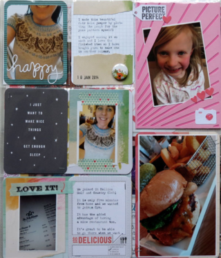 January 2014 - 1st side of insert